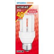 EFD10EL/8 [電球形蛍光灯 ルピカボールE E26口金 3波長形電球色 D10形(8W)]