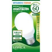 EFA15EN/12.SPF [電球形蛍光灯 スパイラルピカミニ E26口金 3波長形昼白色 A15形(12W)]