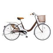 BE-ENDU43T [電動アシスト自転車(24型) ビビ・ライト・U ECONAVI(エコナビ)搭載 チョコブラウン]