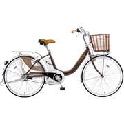 BE-ENDU63T [電動アシスト自転車(26型) ビビ・ライト・U ECONAVI(エコナビ)搭載 チョコブラウン]