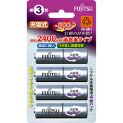 HR-3UTHA 4B [ニッケル水素電池 高容量タイプ 単3形 4本]