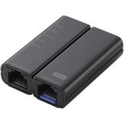 LAN-W300N/RSB [モバイル無線LANルータ ブラック]
