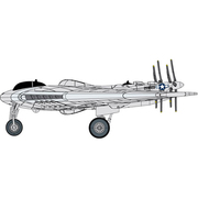 CH2017 [1/200 アメリカ陸軍航空隊 試作爆撃機]