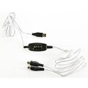 USB-MIDIインターフェイスケーブル