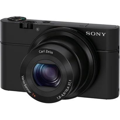 DSC-RX100 [コンパクトデジタルカメラ Cyber-shot(サイバーショット) ブラック]