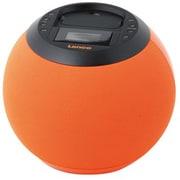 IPD4600-OR [Lenco レンコ iPodドック搭載スピーカー オレンジ]