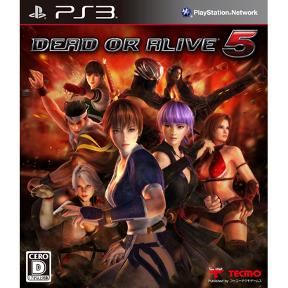 DEAD OR ALIVE 5 [PS3ソフト]
