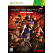 DEAD OR ALIVE 5 コレクターズエディション [Xbox360ソフト]