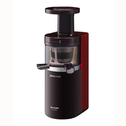 EJ-CP10A-R [スロージューサー juicepresso(ジュースプレッソ) レッド系]