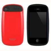 iface Revolutionケース SoftBank/au iPhone4S/4専用 レッド