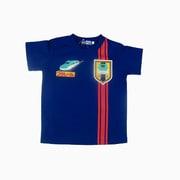 プラレールユニフォーム半袖Tシャツ [ブルー 120cm]