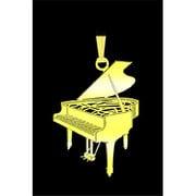 AGB022 金のしおり [ピアノ]