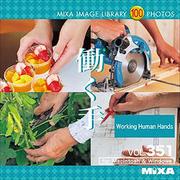 MIXA IMAGE LIBRARY Vol.351 働く手 [Windows/Mac]