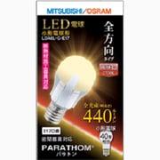LDA6L-G-E17 [LED電球 E17口金 電球色相当 440lm MILIE(ミライエ) 全方向タイプ]