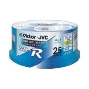 BV-R130U25W [録画用BD-R 追記型 1-4倍速 片面1層 25GB 25枚 ホワイトレーベルインクジェットプリンター対応]