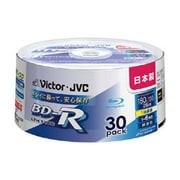 BV-R130E30W [録画用BD-R 追記型 1-6倍速 片面1層 25GB 30枚 ホワイトレーベルインクジェットプリンター対応]