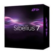 Sibelius 7 [楽譜作成ソフトウェア]