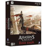 ASSASSINS CREED EZIO SAGA (アサシン クリード エツィオ・サーガ) 完全限定生産 [PS3ソフト]