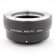 M42-FX [マウントアダプター レンズ側:M42 ボディー側:富士フイルムX]