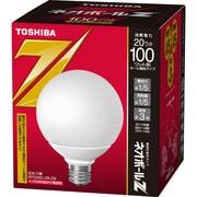 EFG25EL/20-ZN [電球形蛍光灯 ネオボールZ E26口金 3波長形電球色 G25形(20W)]