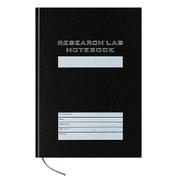 ノ-LB208HS [リサーチラボノートHGハード表紙 A4]