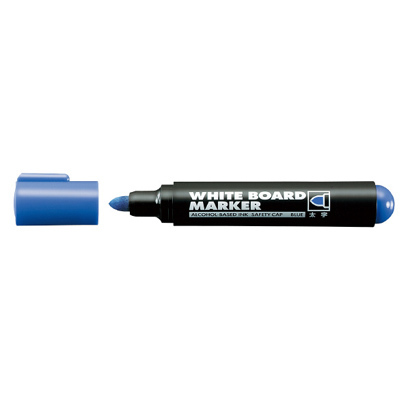 PM-B103NB [ホワイトボード用マーカー 太字 3.6~4.0mm 青]