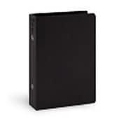 WPF401B [リフィルファイル ポケットサイズ(リング20mm) ブラック]