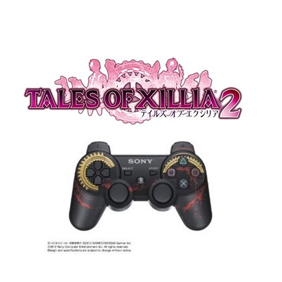 DUALSHOCK 3 TALES OF XILLIA2 X Edition [PS3ソフト ワイヤレスコントローラ同梱]