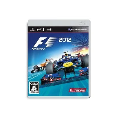 F1 2012 [PS3ソフト]