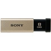 USM8GTN [USB3.0USBメモリーTシリーズ8GBゴールド ポケットビット]