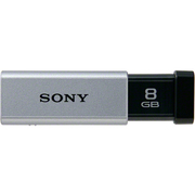 USM8GTS [USB3.0USBメモリーTシリーズ8GBシルバー ポケットビット]