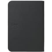 N905-KJP-1BK [電子ブック楽天 kobo スタイリッシュブックカバー ブラック]