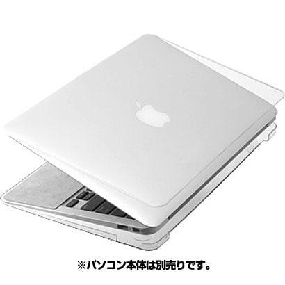 PMC-61 [エアージャケットfor MacBook Air 13インチ 2010-2013対応 クリア]