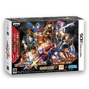 PROJECT X ZONE 初回生産版 早期購入限定スペシャル仕様 [3DSソフト]