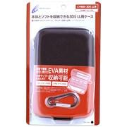 セミハードケース ブラック [3DS LL用]