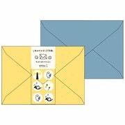 20466006 [封筒 しあわせ 青い鳥柄]