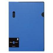 770アオ [カラーホルダー(D-PRODUCTS) 770 A4タテ型 青]