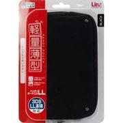 LX-N3L001 [3DSLL用 ハンディポーチ D3LL ブラック]