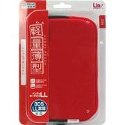 LX-N3L002 [3DSLL用 ハンディポーチ D3LL レッド]