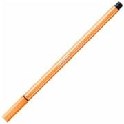 68-054 [STABILO ペン68 ファイバーペン 1.0mm 蛍光オレンジ]