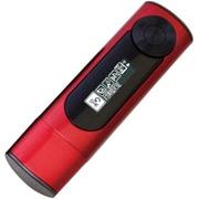M11MR16 [SRS搭載USBコネクタ一体型軽量プレーヤー Lyumo M11 16GB メタリックレッド]