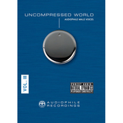 UNCOMPRESSED WORLD VOL.3 高音質CDソフト