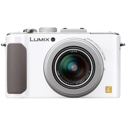 DMC-LX7-W [コンパクトデジタルカメラ LUMIX(ルミックス) ホワイト]