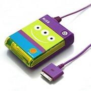 PG-DNYJK566LGM [iPod/iPhone用 乾電池充電器 エイリアン 単三4本付]