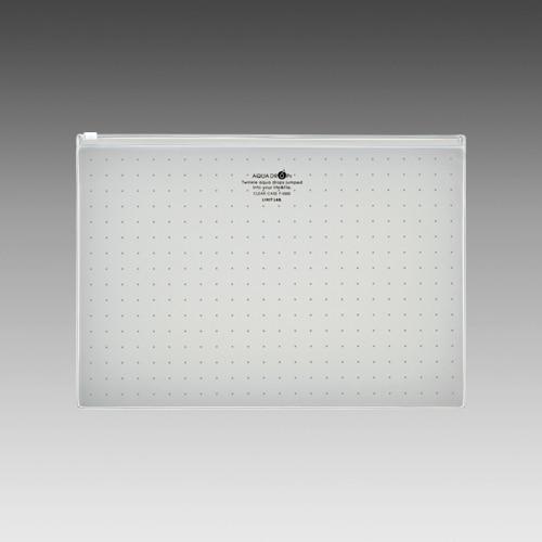 F5303-1 [クリヤーケース L( A4 ) 乳白]