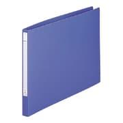 F376-9 [パンチレスファイル A3 E藍]