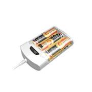 AD25FS [スマートフォン&FOMA用 電池交換式充電器 単3×3本コード]