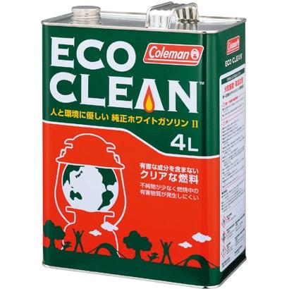 170-6760 [エコクリーン / 4L ECO CLEAN /4L]