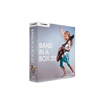 Band in a Box 20 Basic PAK [Windowsソフト]