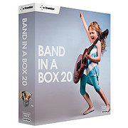 Band in a Box 20 MEGA PAK 解説本付き [Windowsソフト]